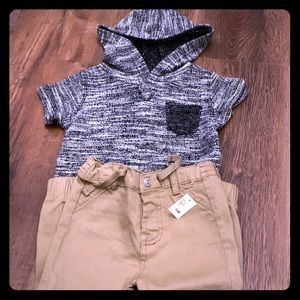 NWT! Toddler Boy 7ForAllMankind  Outfit